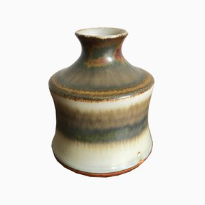 Ceramic Vase by John Andersson for Höganä Stengods, 1960s