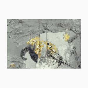 Lola Vitelli, Libertà nell'altitudine, Mixed Media on canvas