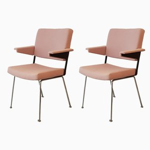 Mod. 1265 Lounge Chairs by André Cordemeijer for Gispen, Set of 2
