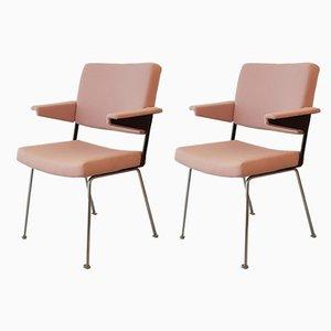 Mod. 1265 Sessel von André Cordemeijer für Gispen, 2er Set