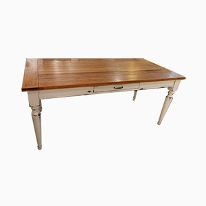 French Teak Table