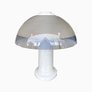 Italienische Murano Glas Mushroom Lampe von Venini, 1970er
