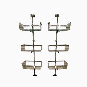 P700 Series Shelf by Vittorio Introini for Saporiti Italia