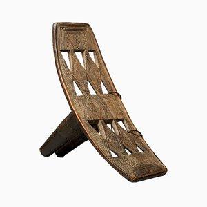 Wooden Sculptured Backrest