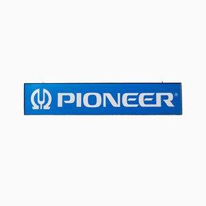 Cartel Pioneer, años 70