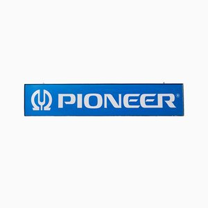 Pioneer Sign, 1970s