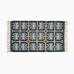 Skandinavischer Mid-Century Teppich von Annmarie Elvis