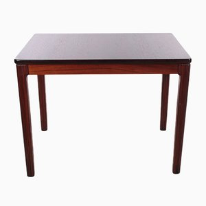 Vintage Danish Side Table in Rosewood, 1960s