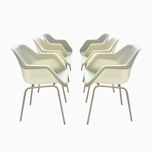 Chairs by Robin & Lucienne Day for Hille, 1970s, Set of 6
