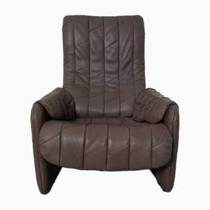 DS 50 Patchwork Buffalo Leather Easy Chair from De Sede, 1970s