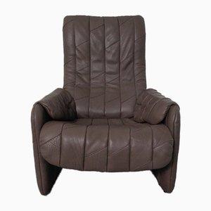 DS 50 Patchwork Sessel aus Büffelleder von De Sede, 1970er