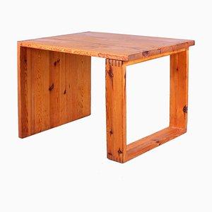 Schreibtisch aus Kiefernholz von Ate Van Apeldoorn für Houtwerk Hattem, 1960er