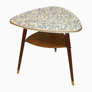 Cocktailtisch Dreibein Tisch, 1960er