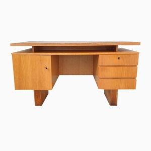 Large Scandinavian Modernist Desk