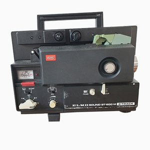 Proyector Super 8 ST-600 de Elmo