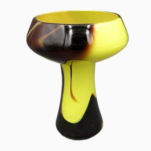 Small Murano Glass Vase by Carlo Moretti, 1970s