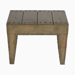 Stool by Dom Hans vd Laan, 1971