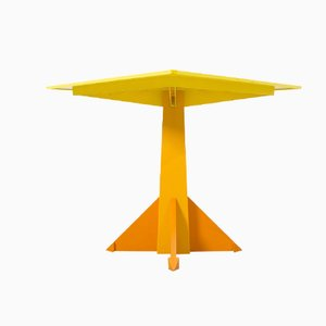Italian Postmodern Table by Castelli Ferrieri for Kartell, 1983