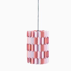 Lampe Facet Pop par Louis Weisdorf pour Lyfa, 1970s