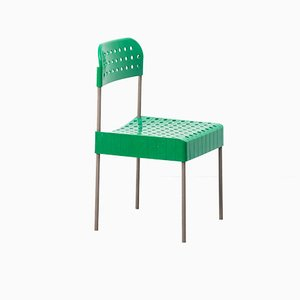 Chaise Box par Enzo Mari pour Castelli, 1971