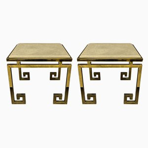 French End Tables, Set of 2