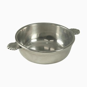 Silver Plate Metal Bowl by Felix Frères, France