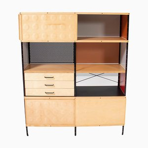 ESU 400 Storage Cabinet by Charles & Ray Eames for Vitra