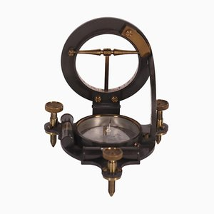 Compass and Solar Clock