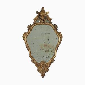 Piemontesischer Barock Spiegel