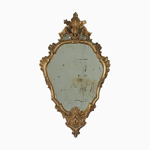 Specchio barocco piemontese