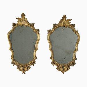 Barocke Spiegel, 2er Set
