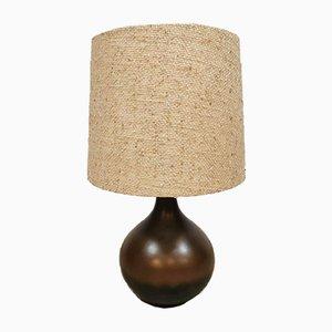 Vintage German Ceramic Table Lamp from Rosenthal Studio Linie