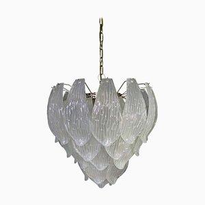 Lámpara colgante de cristal de Murano