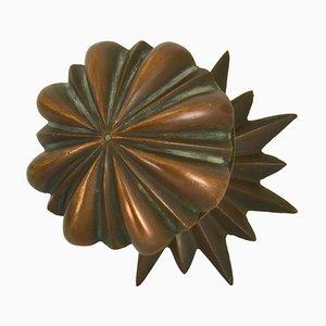 Bronze Push and Pull Door Handle