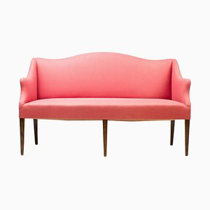 Dänisches Architektonisches Sofa, 1950er