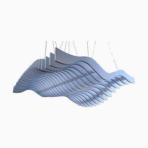 Scultura architettonica grande di Henning Damgaard-Sørensen