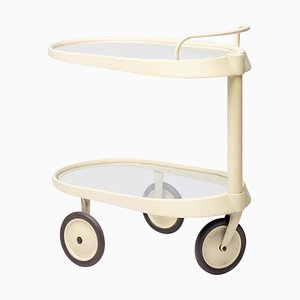 Serving Trolley by Enzo Mari for Alessi