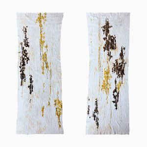 Tapestries by Claudy Jongstra, Set of 2