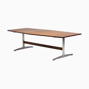 Großer Palisander Schreibtisch von Marius Byrialsen