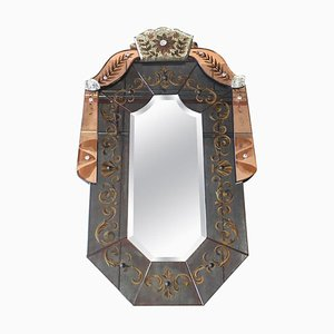 Neoklassizistischer Spiegel von Robert Pansart