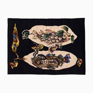 Aubusson Tapestries by Jean Lurcat, Set of 2
