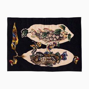 Aubusson Wandteppiche von Jean Lurcat, 2er Set