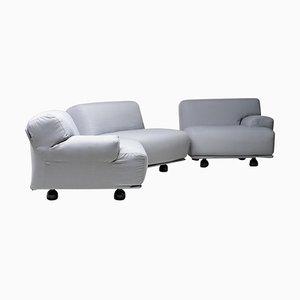 Fiandra Modular Sofa by Vico Magistretti for Cassina