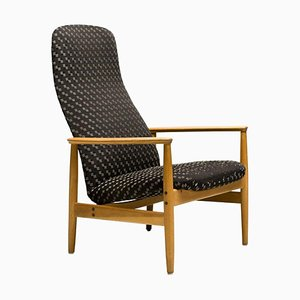 Reclining Lounge Chair by Alf Svensson