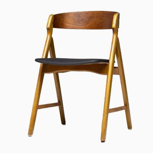 Danish Teak A-Frame Dining Chair