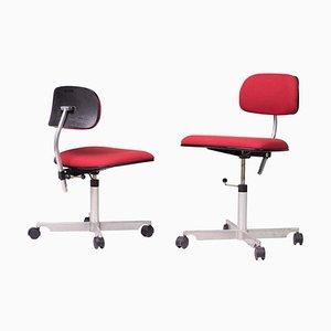 Chaise de Bureau Kevi par Jørgen Rasmussen