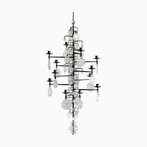 Modell 341 Kerzenständer von Erik Hoglund