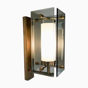 Brass Sconce from Fontana Arte