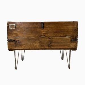Military Trunk Chest