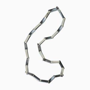 Silbernes Collier von Antti Rahunen